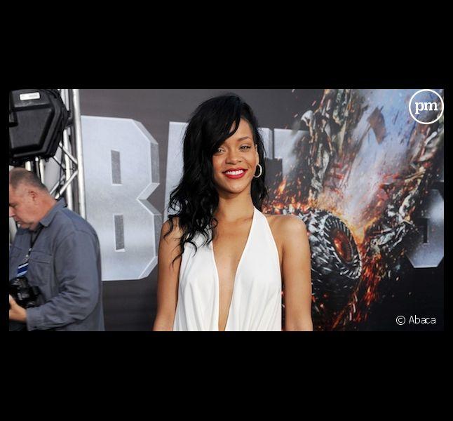 Rihanna est l'artiste la plus suivie sur les réseaux sociaux