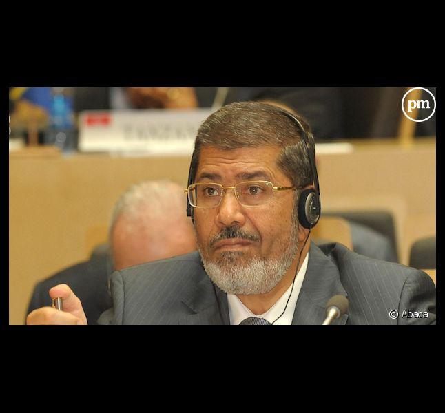Mohamed Morsi, nouveau président de la République égyptienne