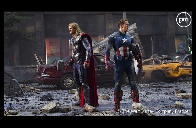 """""""Avengers 2"""" sortira le 1er mai 2015 aux Etats-Unis"""