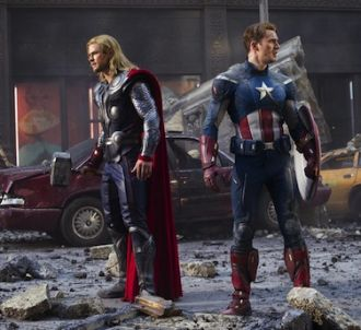 'Avengers 2' sortira le 1er mai 2015 aux Etats-Unis