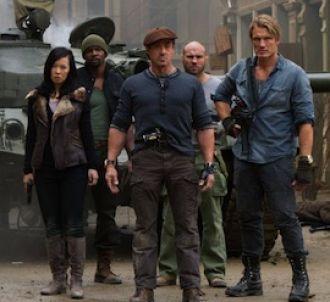 'Expendables 2' s'installe en tête du box-office américain