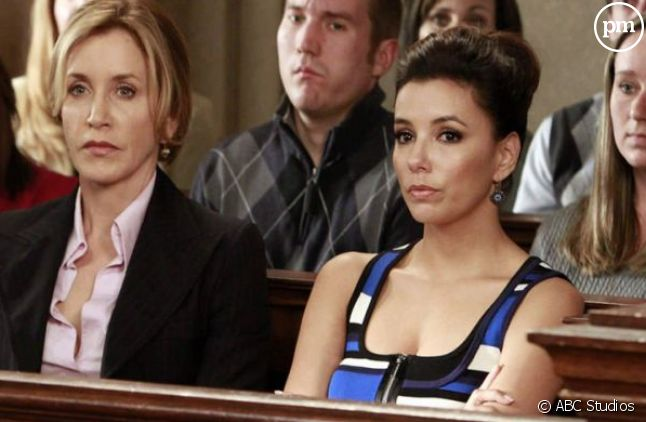 "Eva Longoria, Felicity Huffman et Teri Hatcher dans ""Desperate Housewives"""