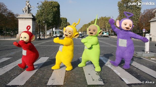 Les Teletubbies