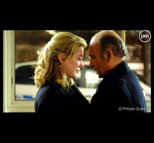 """""""Après lui"""" avec Catherine Deneuve."""