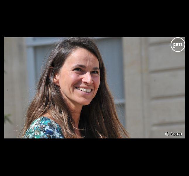 """""""Il n'y aura pas de retour de la publicité sur le service public"""" assure Aurélie Filippetti"""