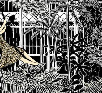 Catherine Deneuve vue par Marjane Satrapi pour les 160...