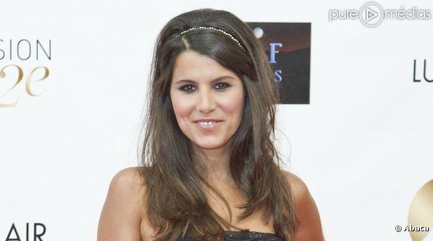 Karine Ferri au Festival de Télévision de Monte Carlo 2012