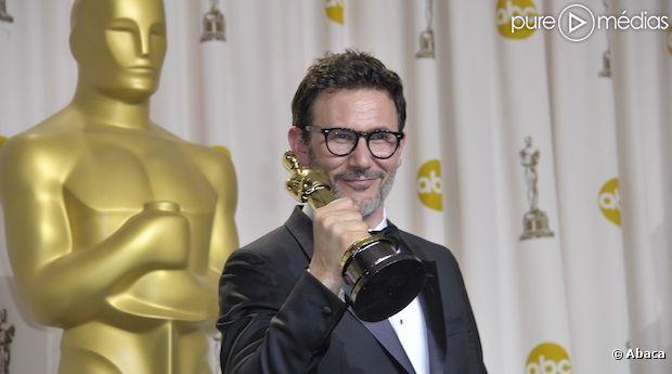 """En février 2012, Michel Hazanavicius emporte l'Oscar du mielleur réalisateur pour """"The Artist""""."""