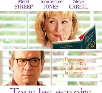 Meryl Streep partage avec Tommy Lee Jones, l'affiche de...