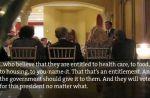 Présidentielle US : la vidéo de Mitt Romney qui pourrait faire basculer l'élection