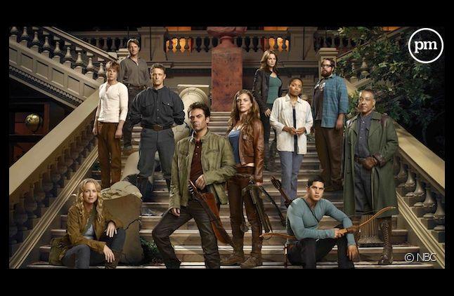 """Le cast de """"Revolution"""" saison 1"""