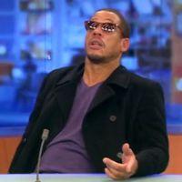 Zapping : JoeyStarr s'agace à la télévision belge