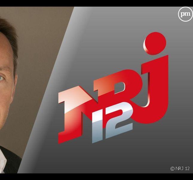Stéphane Joffre Roméas, directeur des programmes de NRJ 12