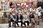 Charts US : Muse privé de numéro un par Mumford & Sons