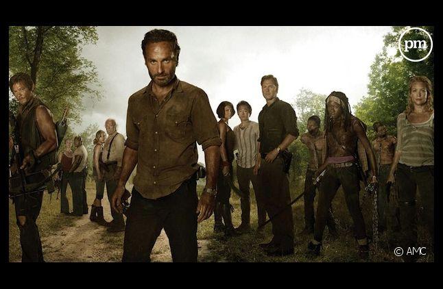 """""""The Walking Dead"""" a pulvérisé plusieurs records pour le lancement de sa saison 3"""