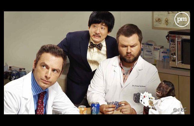 "NBC décide d'annuler ""Animal Practice"""