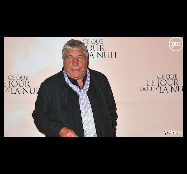 Jean-Pierre Castaldi a été victime d'un accident de moto