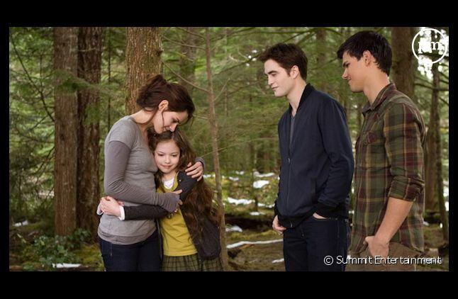 """""""Twilight - Chapitre 5 : Révélation 2e partie"""" a attiré plus de 550.000 spectateurs pour son premier jour d'exploitation"""