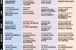 Tous les programmes de la télé du 8 au 14 décembre 2012