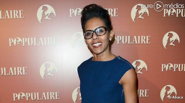 Audrey Pulvar jette un regard critique sur le monde de la télévision