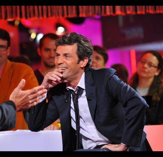 """Frédéric Taddéï sur le plateau de """"Ce soir (ou jamais !)"""""""