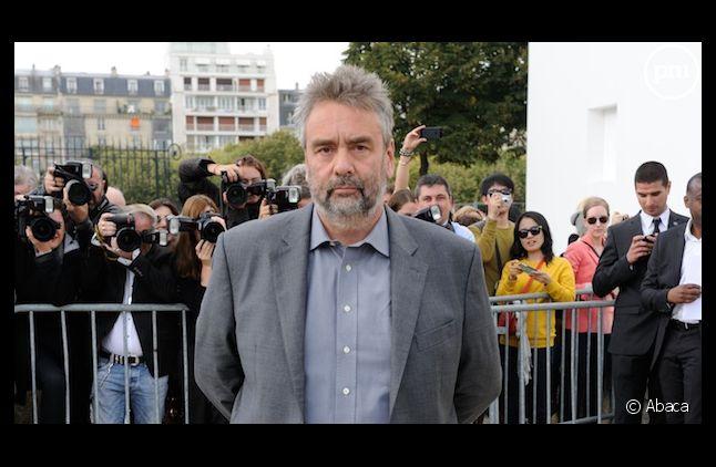 Luc Besson dévoile ses projets de séries télé