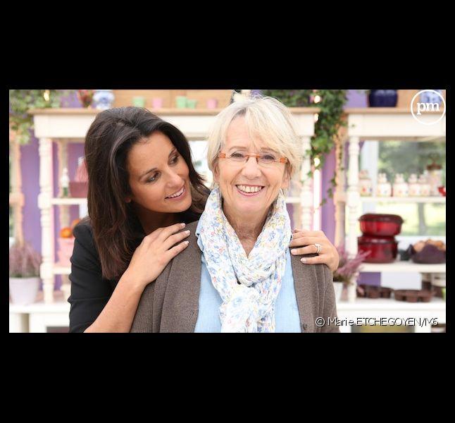 """Faustine Bollaert anime un nouveau numéro du """"Meilleur Pâtissier"""" sur M6"""