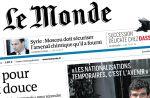 """""""Le Monde"""" va devenir le quotidien le plus cher de France"""