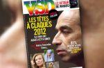 """Castaldi, Aliagas et Morandini """"têtes à claques"""" du PAF en 2012"""