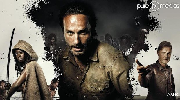 """The Walking Dead"" saison 3"