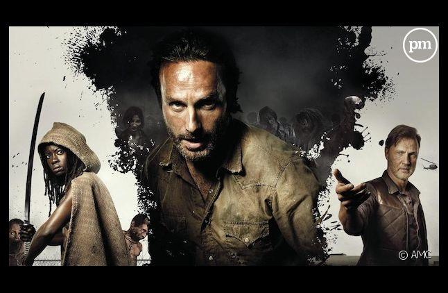"""The Walking Dead"" saison 3"