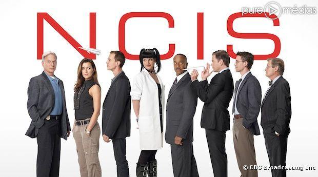 """Le cast de """"NCIS"""" au complet"""