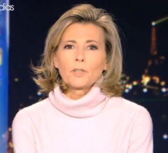 Claire Chazal annonce 'vingt morts dont trois graves' sur...