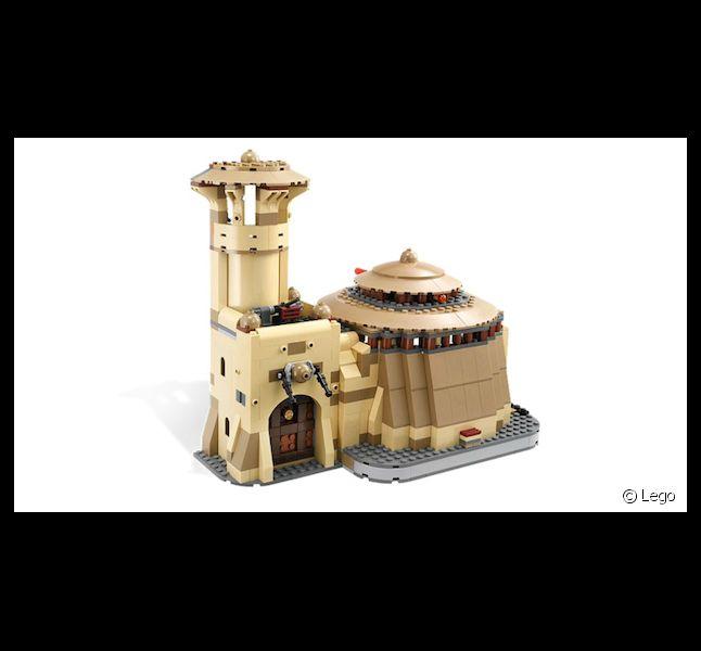 Le palais de Jabba the Hut par Lego : raciste ?