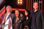 "Zapping : Les coachs de ""The Voice"" reprennent ""Envole-moi"""