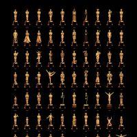 L'affiche très réussie des Oscars 2013