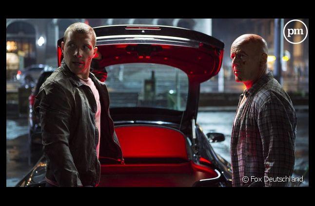 """""""Die Hard : belle journée pour mourir"""" démarre en tête des premières séances"""