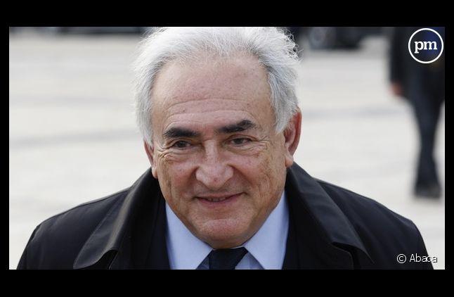 """Dominique Strauss-Kahn adresse un cinglant courrier au fondateur du """"Nouvel Observateur"""""""