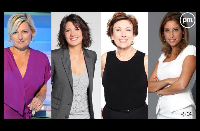 Où sont les femmes à la télévision ? Quelques idées pour féminiser l'antenne.