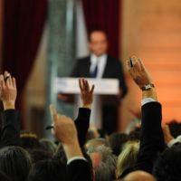 Nouvelle conférence de presse à la mi-mai pour François Hollande
