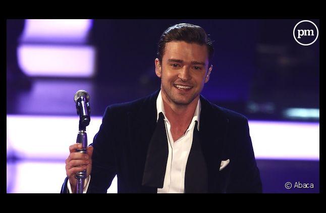 Justin Timberlake toujours en tête des charts anglais.