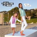 Laury Thilleman dans la nouvelle publicité de la Halle aux chaussures.