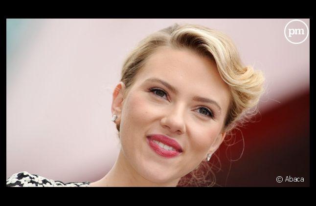 <p></p> <p>Scarlett Johansson dans le nouveau film de Luc Besson</p>