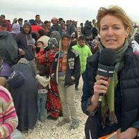 Canal+ diffuse une série de reportages de Florence Dauchez en Syrie