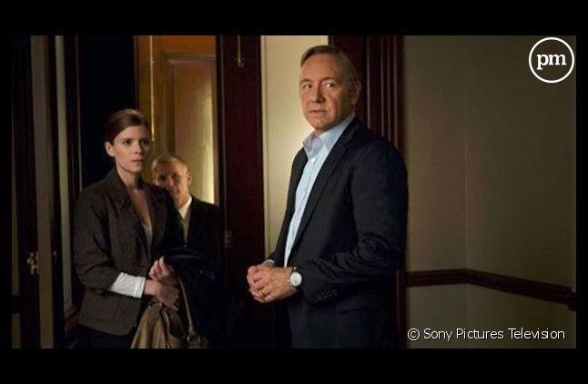 House of Cards, la série signée David Fincher, a été diffusée en exclusivité sur Netflix