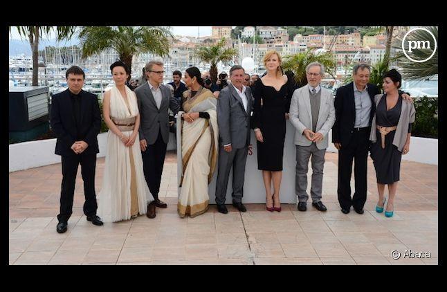 Le jury de Cannes 2013 au grand complet pour le traditionnel photocall