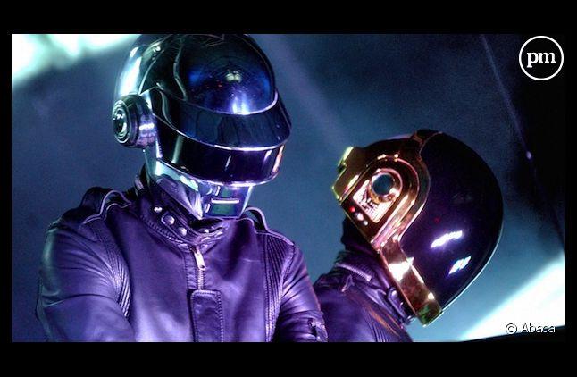Une question de Paris-Match agace Daft Punk