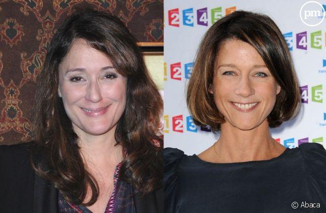 Daniela Lumbroso et Carole Gaessler