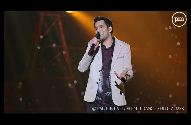 """Yoann Fréget est """"The Voice 2013"""""""