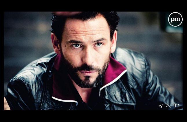 "Sagamore Stévenin est ""Falco"" ce soir sur TF1"